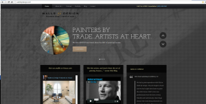 A WordPress Template