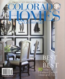 Colorado Homes and Lifestyles Magazine
