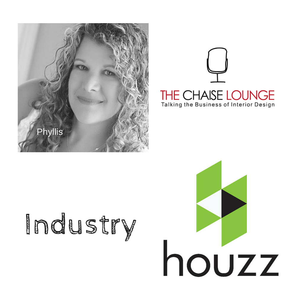 46 U2013 Industry Partners With Houzz And Phyllis Harbinger