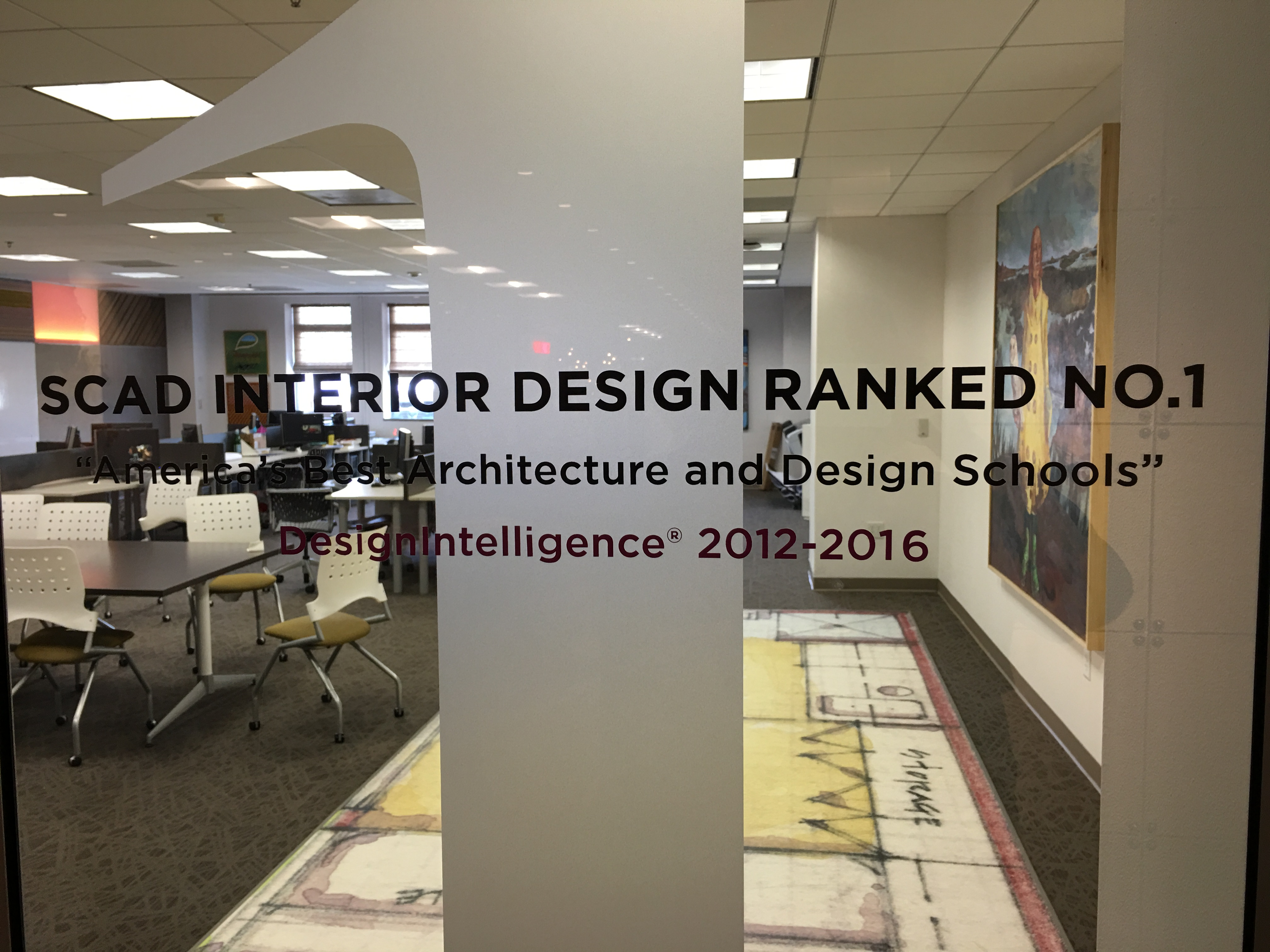 Scad Interior Design Program Ranking