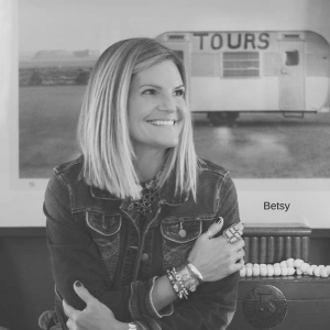 81 – Betsy Burnham:  California Interior Designer on a Mission