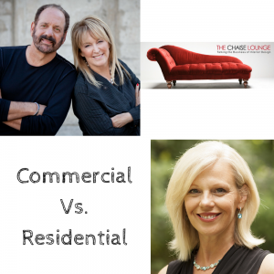 76 – Two ends of the Interior Design business:  Super high end commercial design to down-home residential design