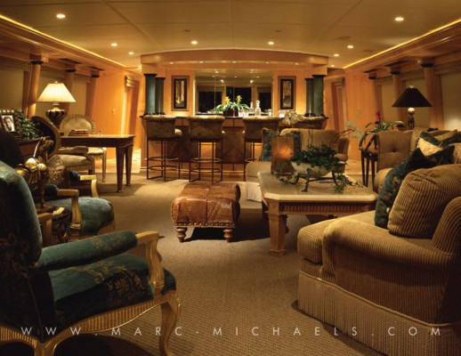 Yacht Interior Design Marc Michaels