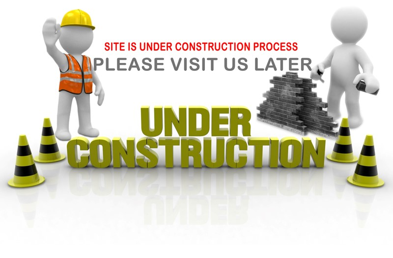 under construction page
