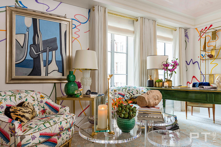The Lady Lair at Kips Bay Showhouse