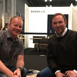 142 – ICFF with Chad James