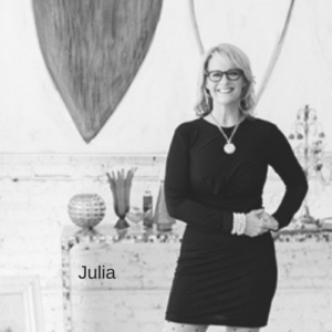 146 – Julia Buckingham: From Stay at Home MOM to Interior Design Powerhouse