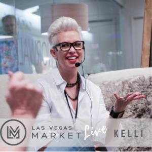 157 – Las Vegas Market Live:  Kelli Ellis