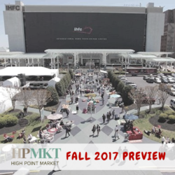 159 High Point Fall 2017 Market Preview