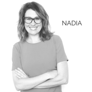 189 – Nadia Geller: From TV to Industry