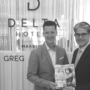 193 – Greg Durrer: Global Brand Leader Delta Hotels by Marriott