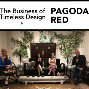 220 – Live at Pagoda Red: The Business of Timeless Design